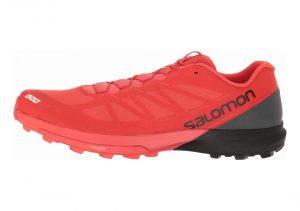 Salomon S-Lab Sense 6 SG - RED/BLACK (L391772)