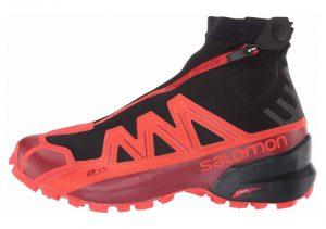 Salomon Snowspike CSWP - Red (L407361)
