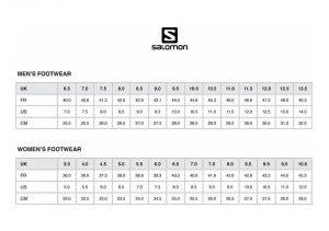 Salomon X Alp MTN GTX - Black Black Beluga Lime Punch 000 (L398402)