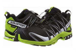 Salomon XA Pro 3D GTX - Black Lime Green (L406714)