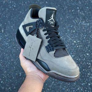 Air Jordan 4 x Travis-Scott