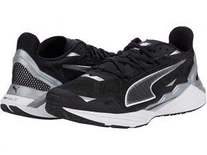 Puma UltraRide Black/Silver