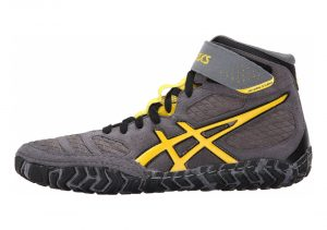 Asics Aggressor 2 - Graphite/Sunflower/Black