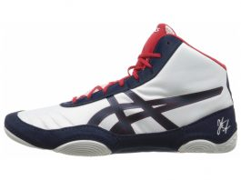 Asics JB Elite V2.0 - White/Dark Navy/True Red