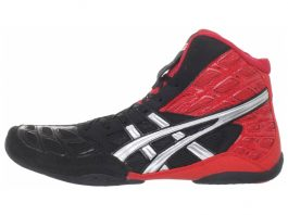 Asics Split Second 9 - Red/Silver/Black