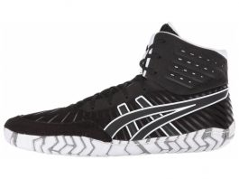 Asics Aggressor 4 - Black (1081A001001)