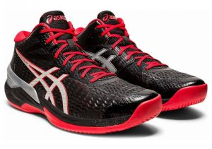 Asics Sky Elite FF MT - Black Pure Silver (1051A032003)