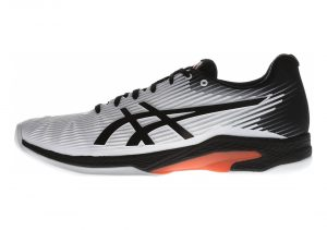 Asics Solution Speed FF - WHITE/BLACK (1041A110102)