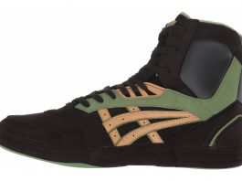 Asics International Lyte - Black/Caravan