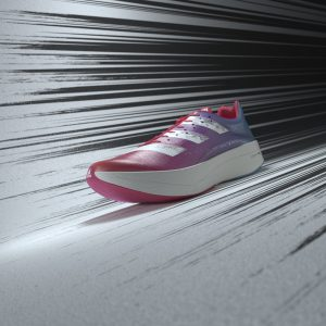 "Adidas Adizero Adios Pro ""Signal Pink/Cloud White/Shock Pink"""