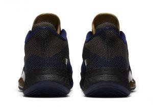 Nike Air Zoom BB NXT Blue Void/Metallic Gold Coin/Black