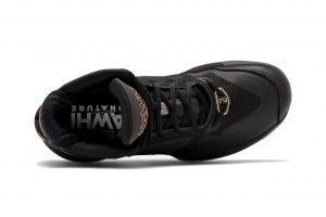 New Balance Kawhi Black Gold
