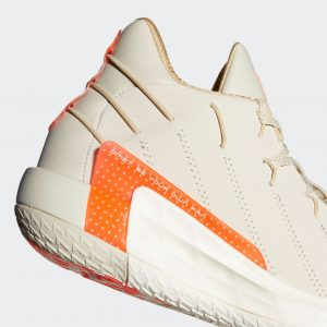 Adidas Dame 7 Bliss/Solar Red/Cream White
