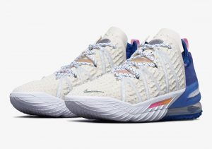 """Nike LeBron 18 """"Los Angeles By Day"""""""