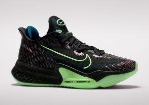 Nike Air Zoom BB NXT Black/Electric Green