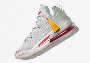 "Nike LeBron 18 ""Empire Jade"""