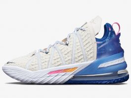 "Nike LeBron 18 ""Los Angeles By Day"""