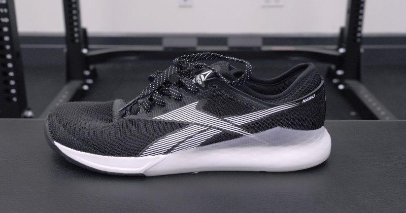 Reebok Crossfit Nano 9 Black/White