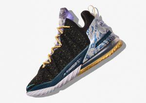 "Nike LeBron 18 ""Reflections"""
