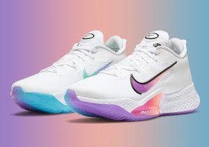 Nike Air Zoom BB NXT White/Hyper Violet/White/Flash Crimson