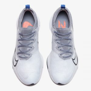 Nike Air Zoom Tempo Next% Particle Grey/Pure Platinum/White