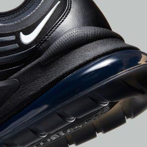 Nike Air Max ZM950 Black/Metallic Silver