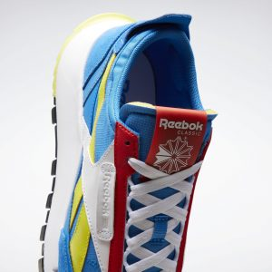 Reebok Classic Leather Legacy Dynamic Blue/Horizon Blue/Instinct Red