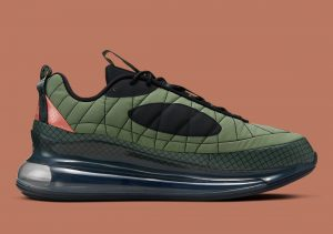 Nike MX-720-818 Jade Stone/Juniper Fog/Black/Team Orange