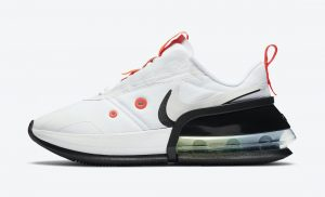 Nike Air Max Up White/Platinum Tint-Black-Bright Crimson