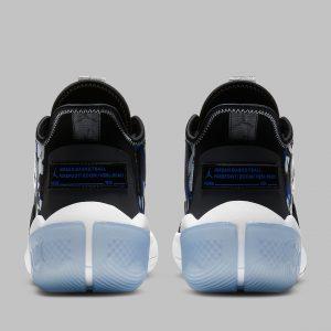 Jordan React Elevation Black/Royal/White