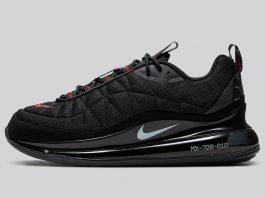 Nike MX-720-818 Black/Red
