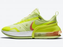 Nike Air Max Up Volt/Atomic Pink-White