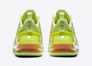 Nike Air Max Up Volt/Atomic Pink-White