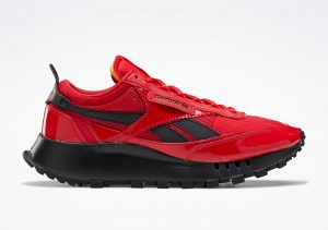 Reebok Classic Leather Legacy Vector Red/Vector Red/Core Black