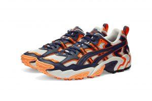 Asics Gel Nandi Blue/Orange