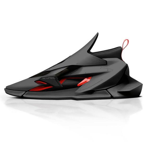 virtual sneakers