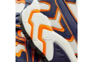 Asics Gel Nandi Blue/Orange