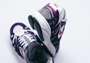 Saucony Grid Azura 2000 Purple