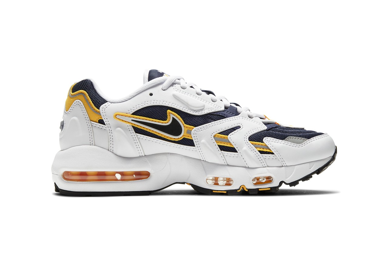 Nike Air Max Triax 96 White/Black-Midnight Navy