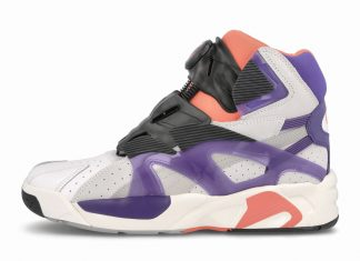 Puma DISC System Weapon OG White/Ultra Violet/Fusion