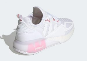 Adidas ZX 2K Boost Cloud White/Supplier Colour