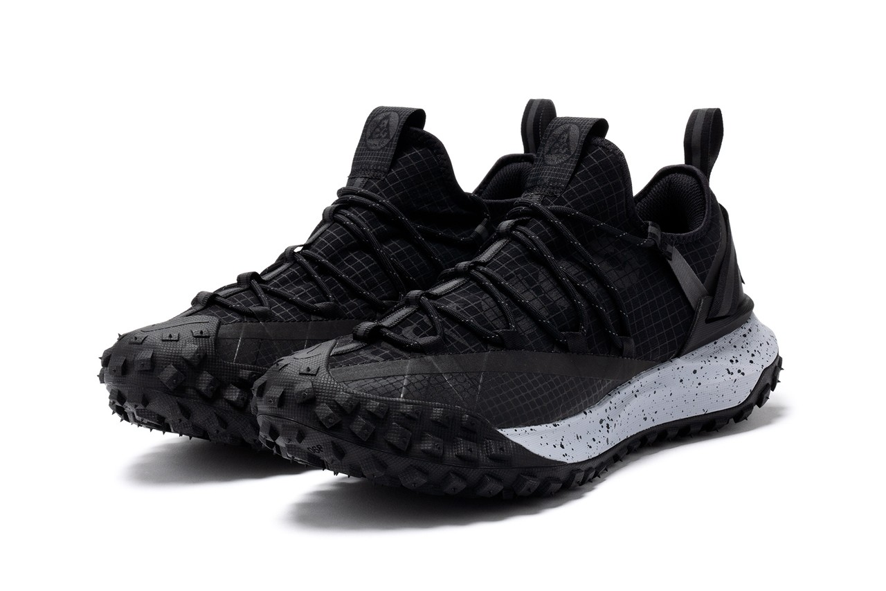 "Nike ACG Mountain Fly Low ""Black/Anthracite"""