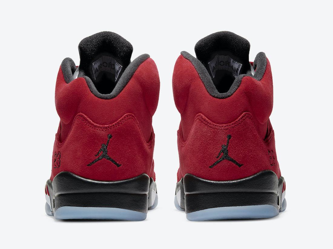 "Air Jordan 5 ""Raging Bull"""