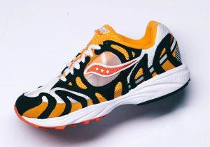 Saucony Grid Azura 2000 Orange