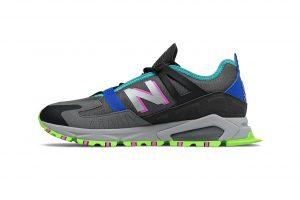 New Balance X-Racer Black/Meadow