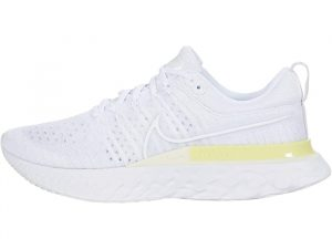 Nike React Infinity Run Flyknit 2 White/Platinum Tint