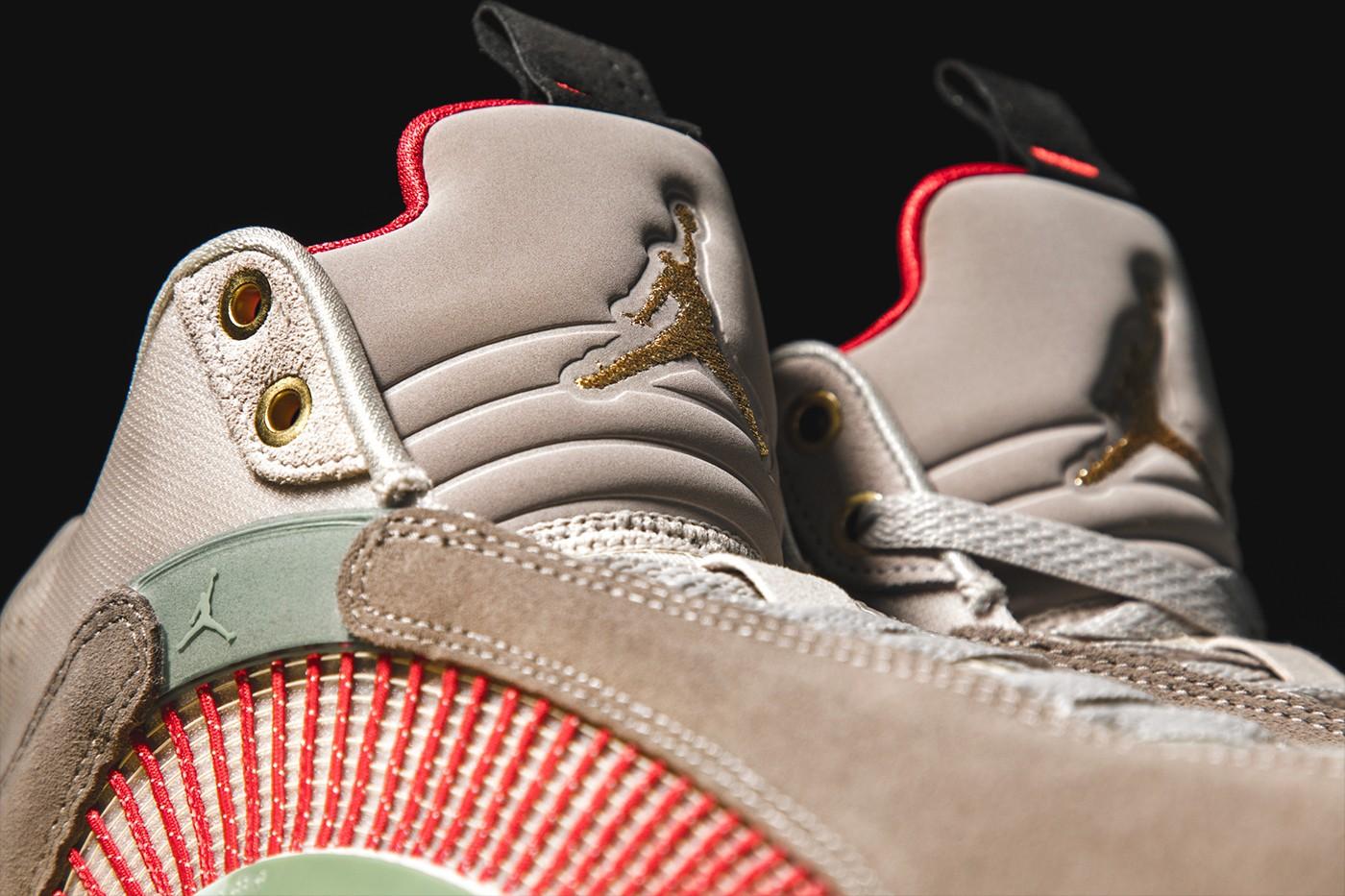 """Air Jordan 35 """"Warrior Jade"""""""
