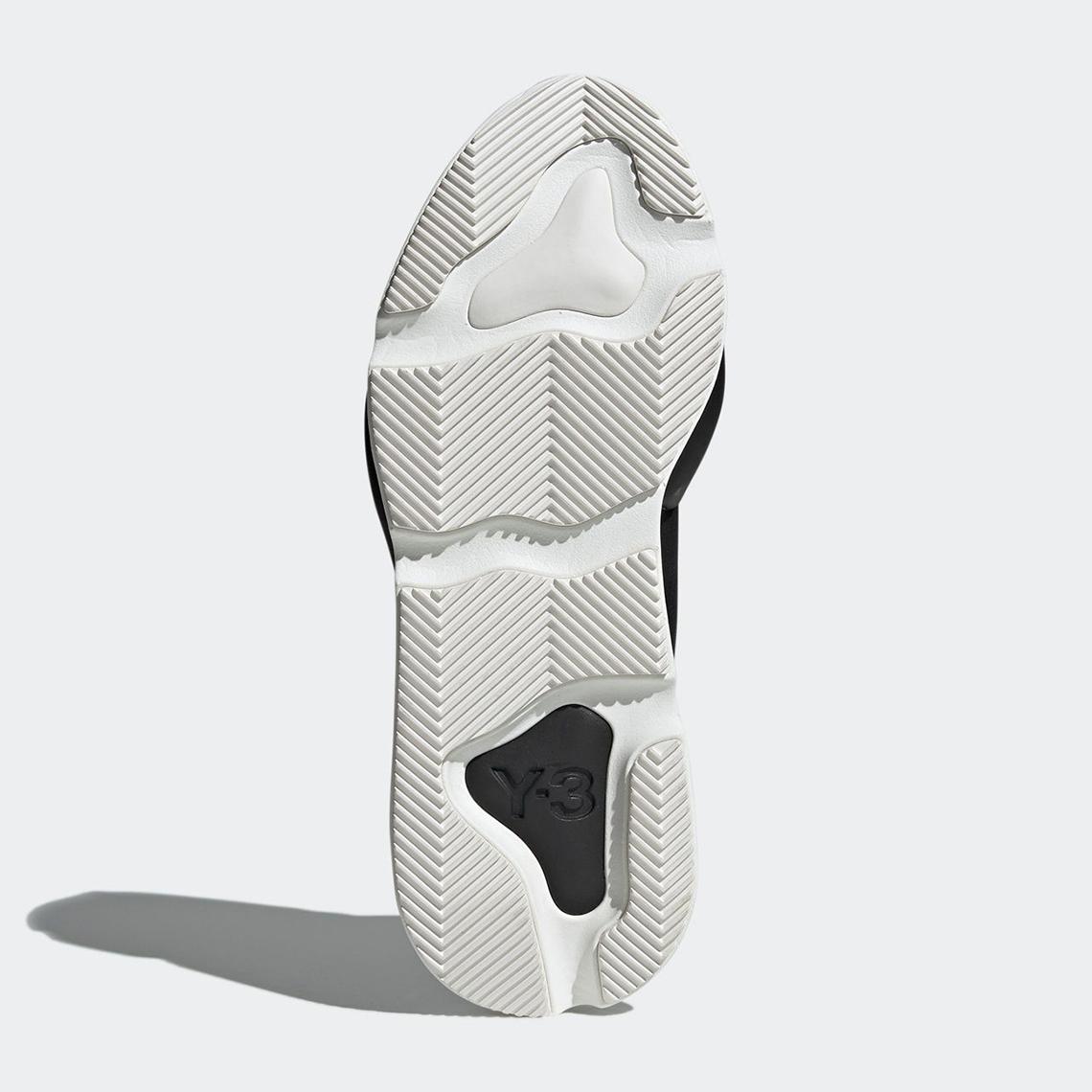 Adidas Y-3 Kaiwa Black