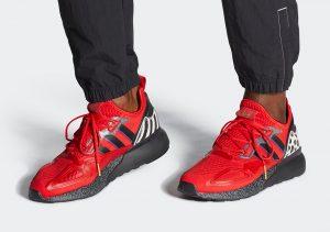 Jalen Ramsey x adidas ZX 2K BOOST
