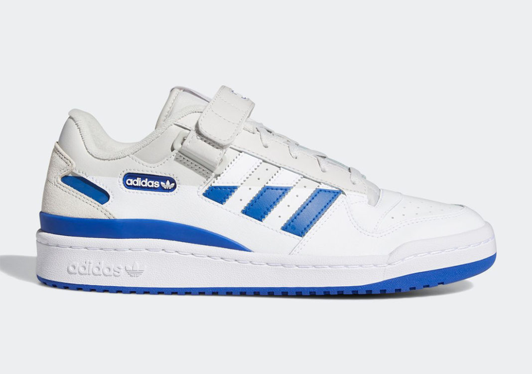 adidas Forum Low Premium White/Blue